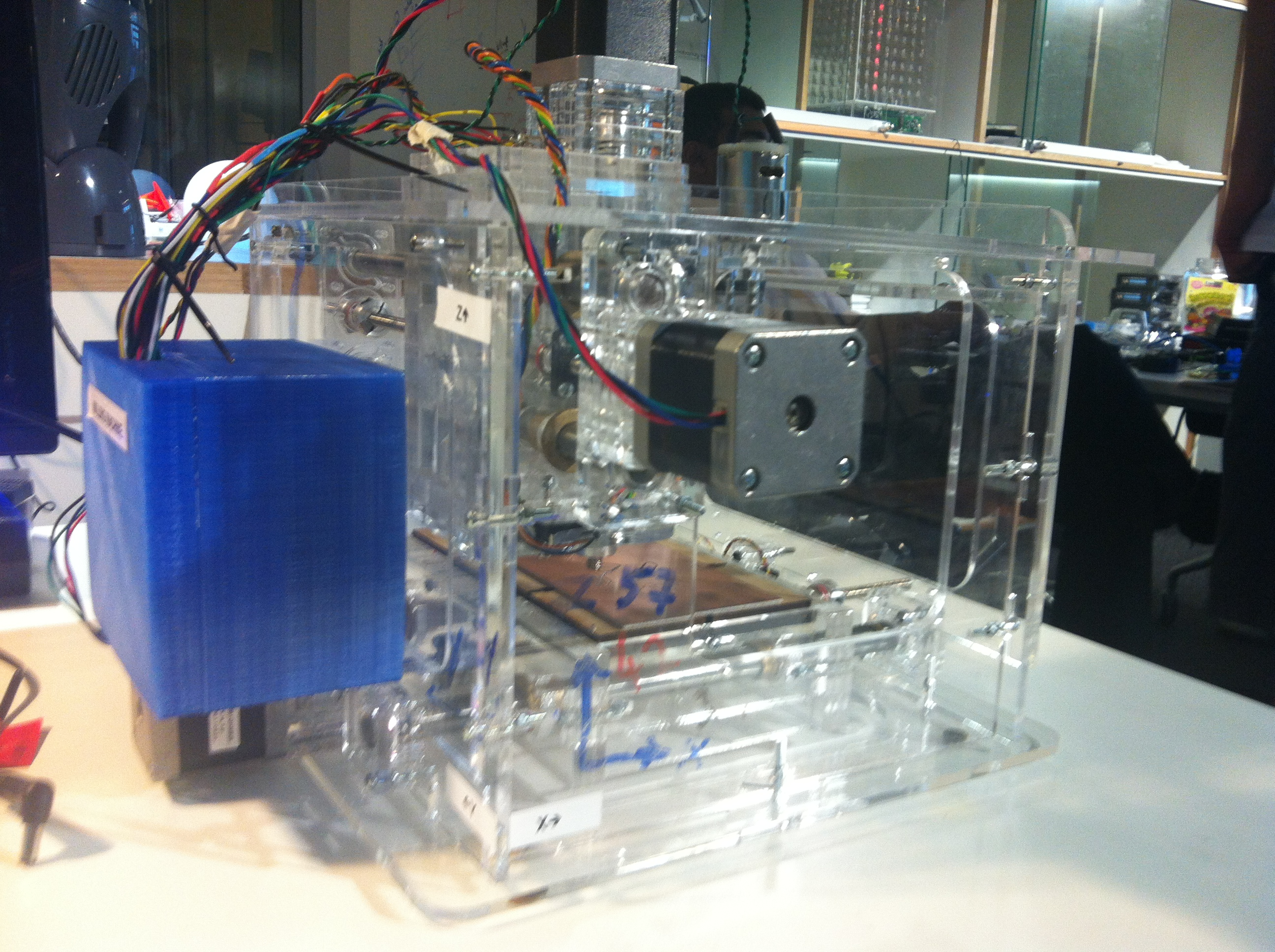 Bengler Grbl Breadbox Desktop Circuit Board Maker Etchanting